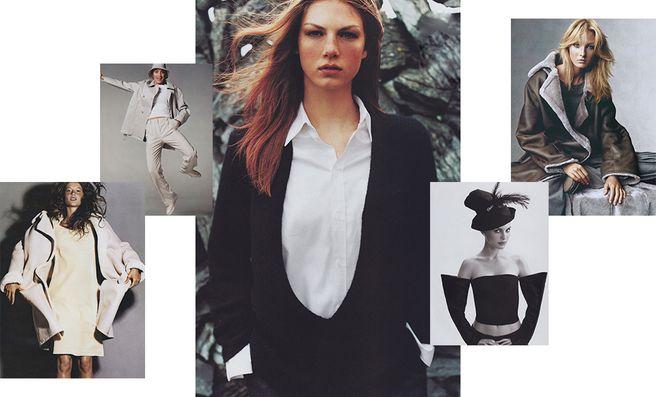 Как Лорен Хаттон Жизель Бундхен и Натали Портман носили творения Мартина Маржелы для Hermès