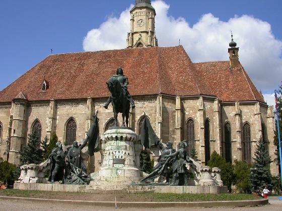 Matei Corvin...Cluj-Napoca /Kolozsvar /Klausenburg