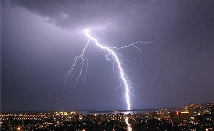 Highveld Thunderstorms