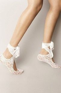 You'll need three pairs of shoes: slippers for getting ready, heels for the ceremony, and flats for the DANCING. | 21 Wedding Tips You'll Be Glad Someone Told You Beforehand