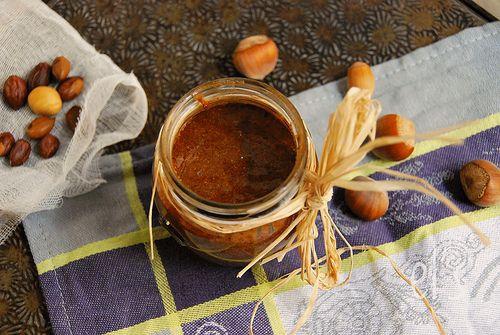 Purée de noisette maison {recette facile} -Tangerine Zest