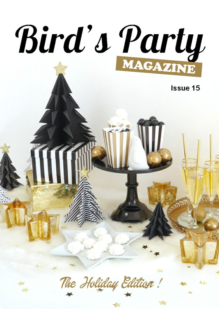 Holiday Party & Gift Guide 2016 - Full of amazing party ideas, DIY decorations, recipes and a HUGE gift guide to help with the Holiday shopping and entertaining!! | BirdsParty.com @birdsparty