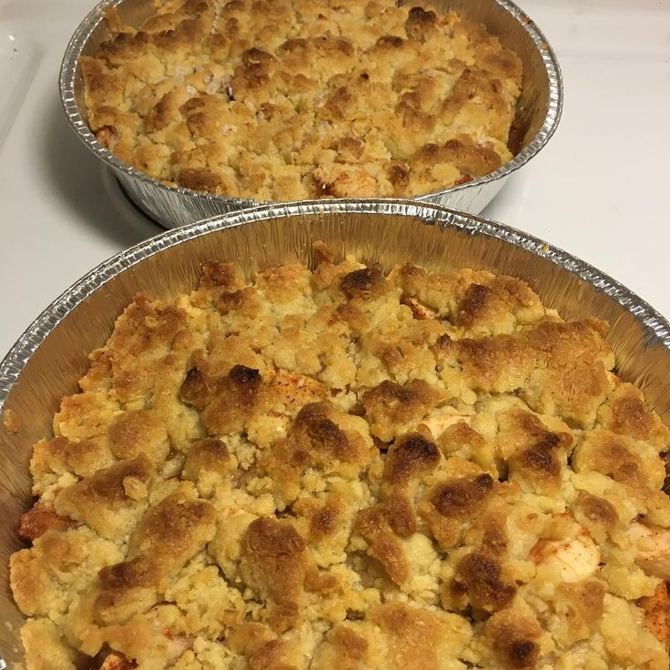 Ett par äppelpajer till maken jobb.  #paj #pie #äppelpaj #applepie #piesofinstagram #äpple #apple #sandrasgosaker