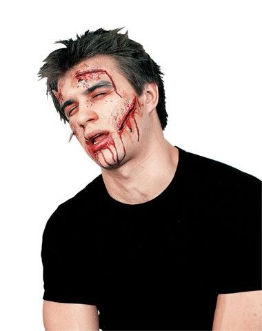 7 best Makeup: Fake Injuries and Gore images on Pinterest ...