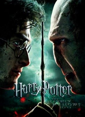 Harry Potter Deathly Hallows 2 Movie Poster Puzzle Fun-Size 120 pcs