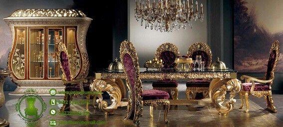 Model Meja Makan Di Ruang Klasik