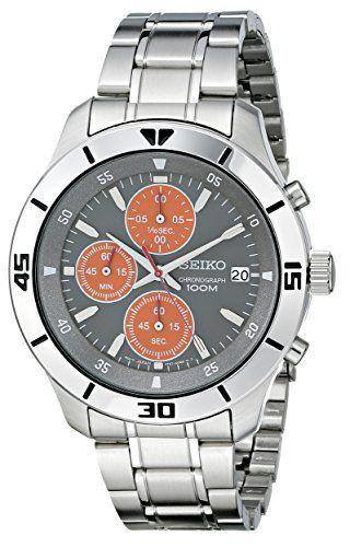 Seiko Men's SKS415 Amazon-Exclusive Stainless Steel Mens #Watches read.. http://dotd4u.info/dt/B00GX7N6EQ/Seiko-Men's-SKS415-Amazon-Exclusive-Stainless-Steel
