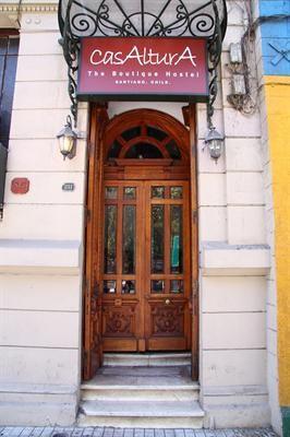 Casaltura Hostel Boutique, Santiago