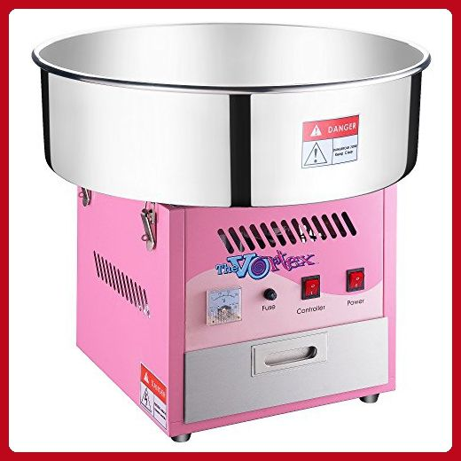 Great Northern Popcorn Commercial Quality Cotton Candy Machine and Electric Candy Floss Maker - Fun stuff and gift ideas (*Amazon Partner-Link)