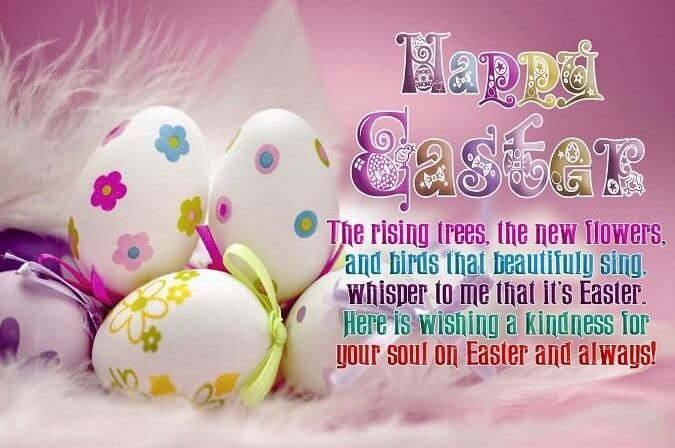 Happy Easter Greetings, Wishes, Messages 675X448