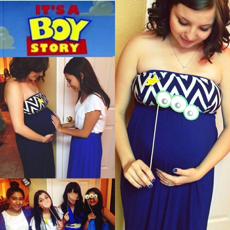 Toy story themed baby shower!!!