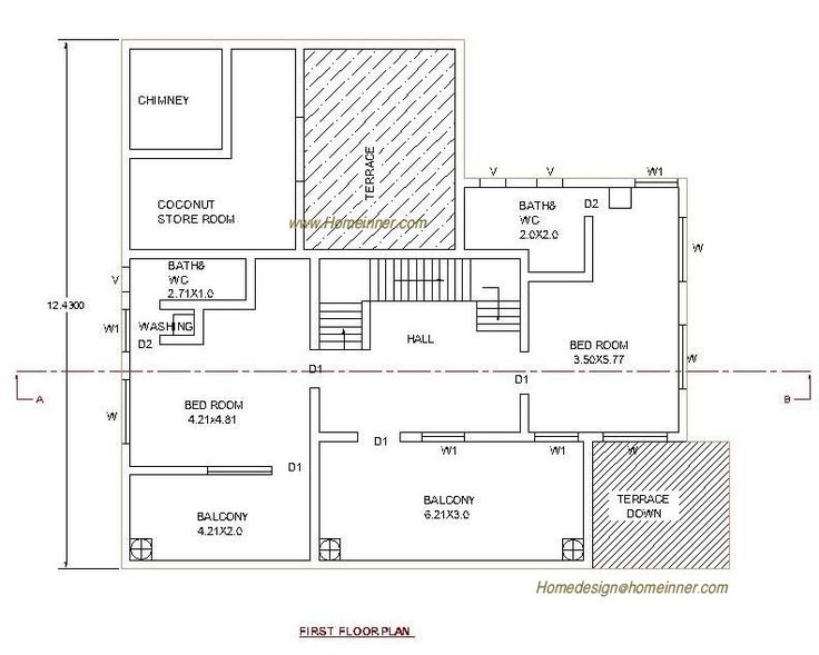 Home Design Plans Indian Style home design plans indian style house pinterest home design home and home design plans Kerala House Plan Sq Ft House Plans Included English Style Home Sq Ft Sq Square Yards