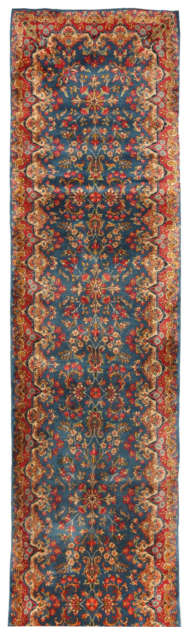 "Iranian carpet,antique-persian-kerman (Kerman carpets (sometimes ""Kirman"") are one of the traditional classifications of Persian carpets. They are named after Kerman, which is both a city and a province located in south central Iran)"