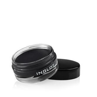 Needd this in my life! Inglot gel eyeliner in the colour 77 black