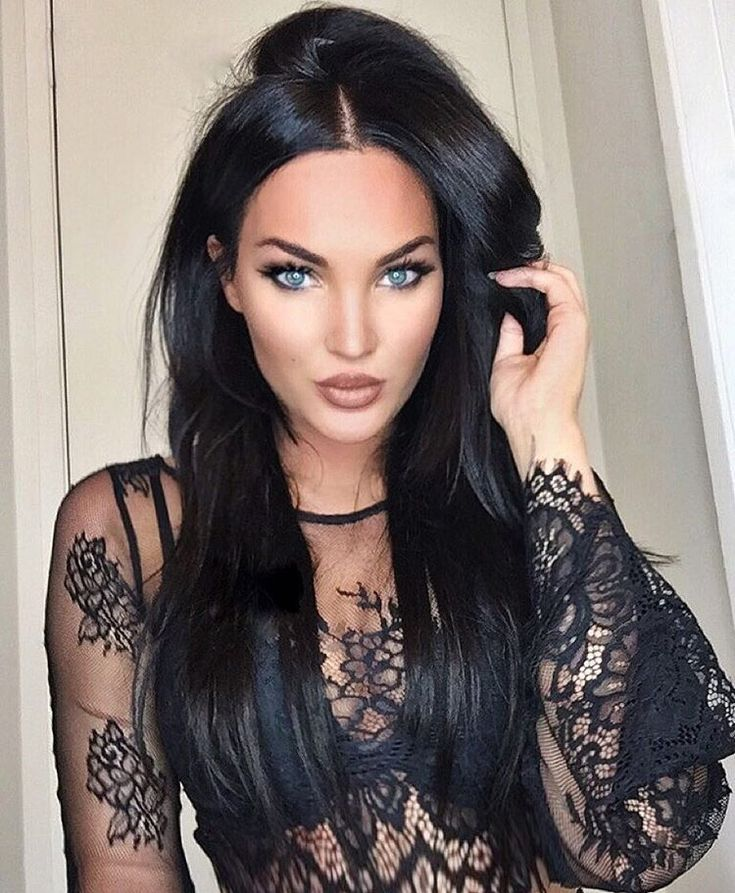 """@FoxyLocks.co.uk! Wearing Superior 20"" 230g Clip ins. I use shade Brown Black ▪️ USE CODE: 'foxynatalie' for a free set of False Lashes with your order…"""