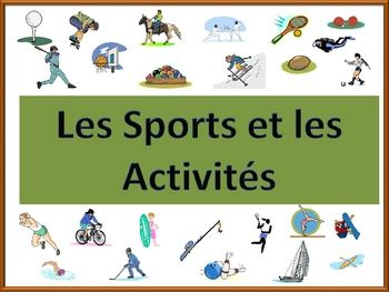 25 best french leisure sports images on pinterest teaching french french people and french. Black Bedroom Furniture Sets. Home Design Ideas