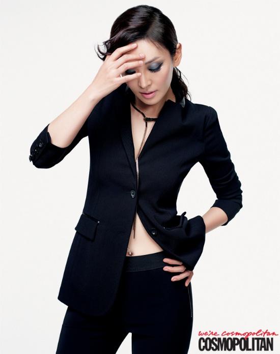 Kim So Yeon for CosmopolitanYeon, Kim So Yun, Style, Cosmopolitan, Smokey Eye, Kpop Culture, Pix Poses