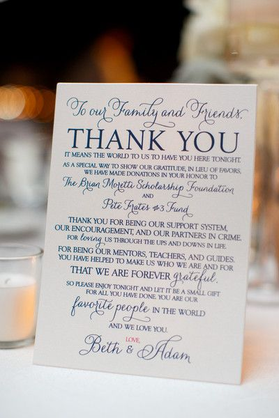 Ideas In Lieu Of Wedding Gifts : wedding wedding quotes wedding signs wedding bells brunch wedding ...