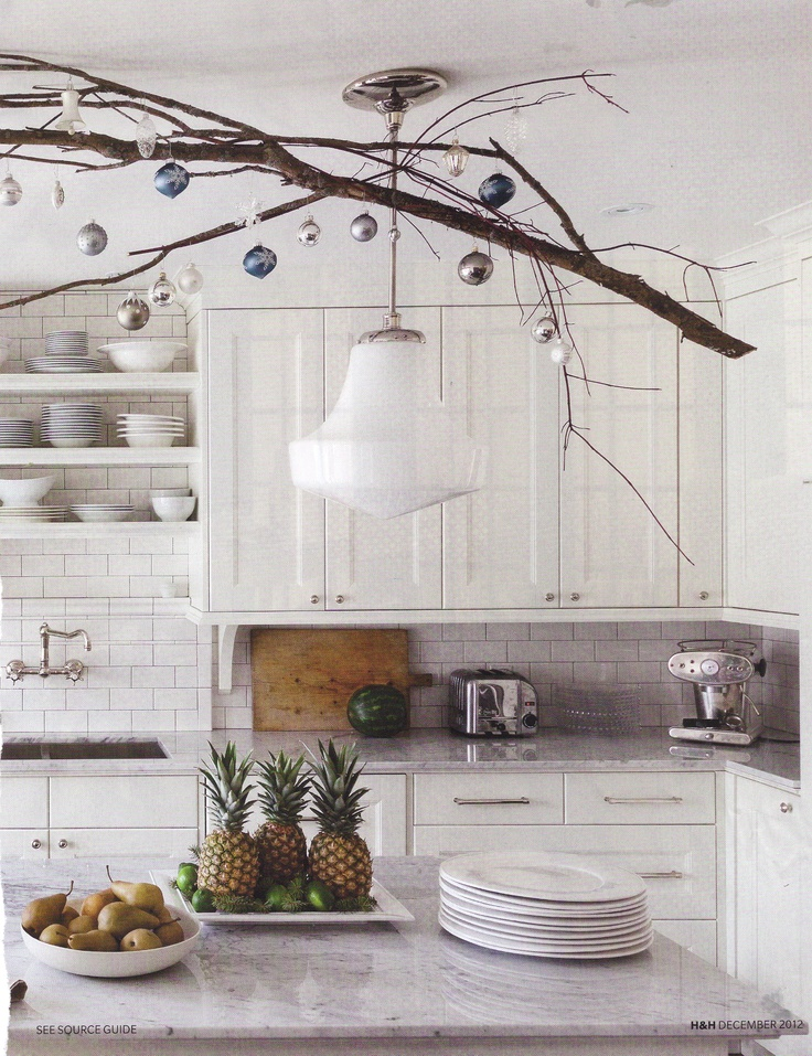 Holiday kitchen, House & Home