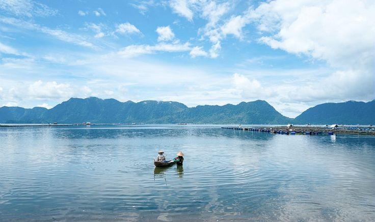 A dream place: Bukittinggi #Indonesia #Mountains