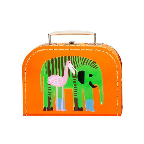 Small Karkuteillä suitcase by Marimekko.