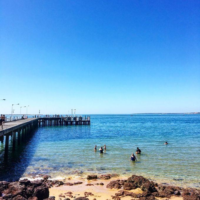 Cowes Jetty - Phillip Island - Australia