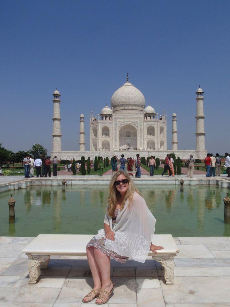 The Taj Mahal........an amazing place!