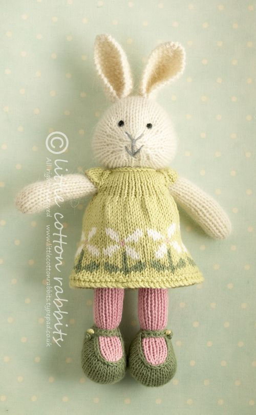 Another adorable bunny from Julie