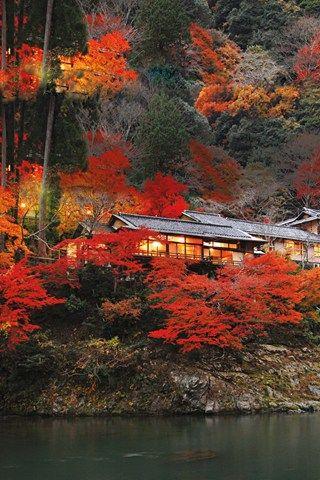 Hoshinoya Kyoto, Japan; Top Honeymoon (BridesMagazine.co.uk) (BridesMagazine.co.uk)
