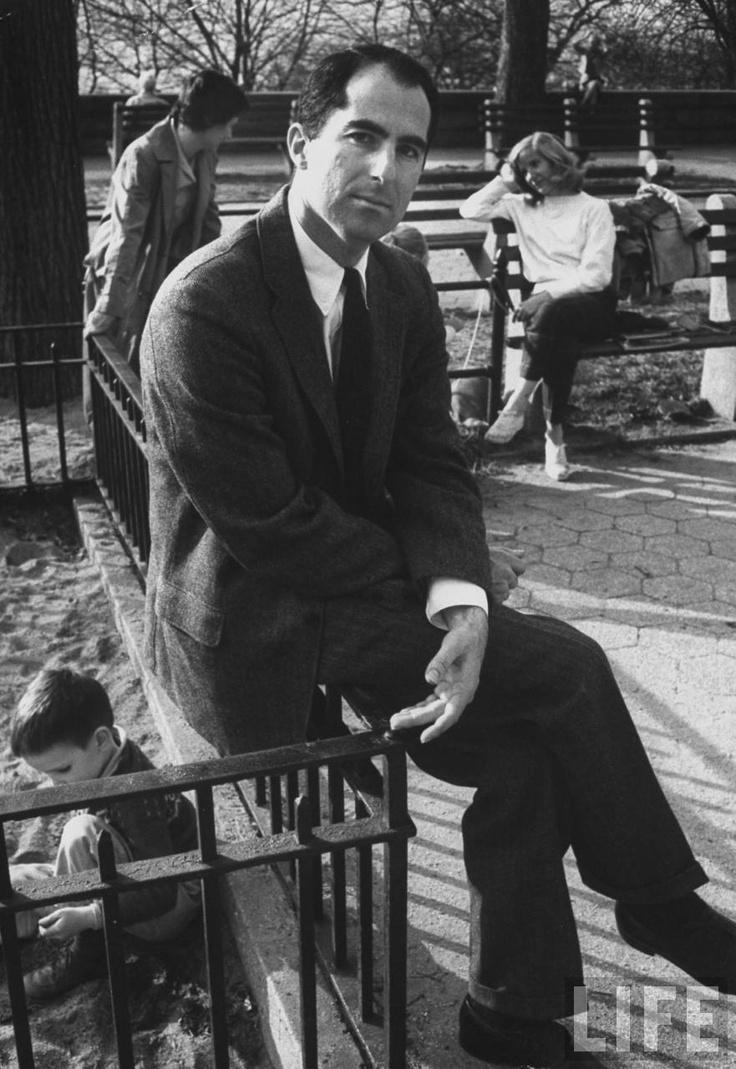 Philip Roth De Asueto En El Parque