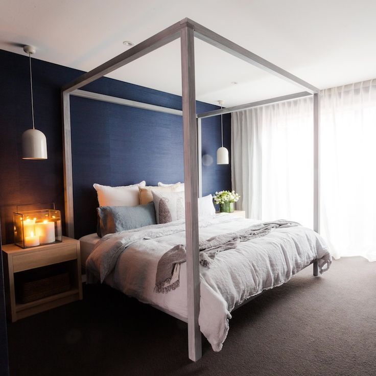 Darren and Deanne | Room Reveal 7 | Master Bedroom and Dressing RoomThe Block Shop - Channel 9