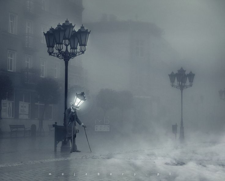 the lamplighter by Mariusz Warsinski on 500px