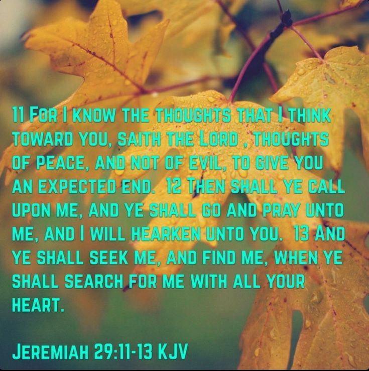 Best 25 Jeremiah 29 Ideas On Pinterest Jeremiah 11