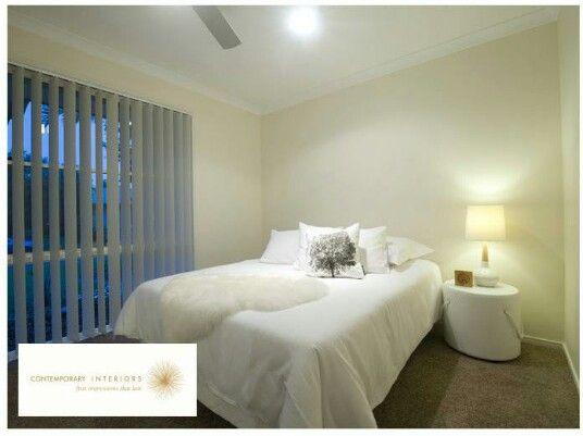 Bedroom classic white