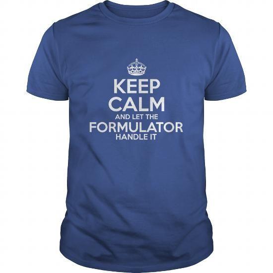 Awesome Tee For Formulator #tshirt print #hipster sweatshirt. CHECK PRICE  => https://www.sunfrog.com/LifeStyle/Awesome-Tee-For-Formulator-111331444-Royal-Blue-Guys.html?68278
