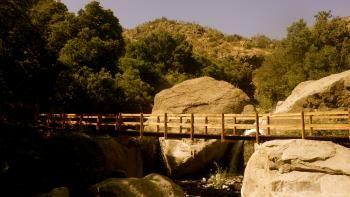 Parque natural aguas de ramon