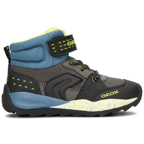 Geox Junior Orizont - Trzewiki Dziecięce - J540CA 05411 C6059