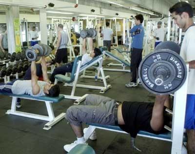 SFU Gym
