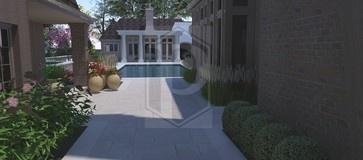3-D Renderings - traditional - rendering - chicago - Premier Service  www.premierservice.com