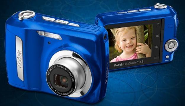 Kodak Easyshare C142 The Tech Journal Kodak Easyshare Video Camera Kodak