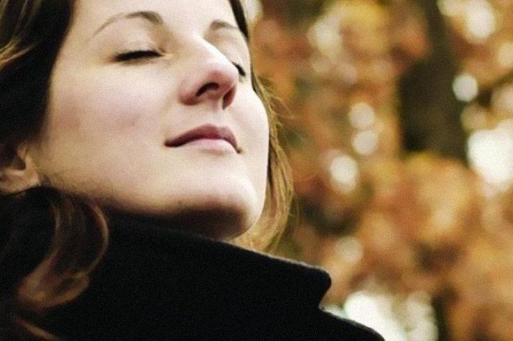 Outono é tempo de respirar profundamente o ar fresco da manhã e meditar!