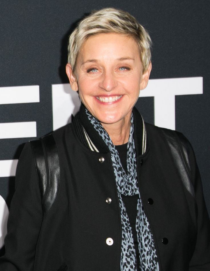 Best Ellen Degeneres Haircut Ideas On Pinterest Ellen - Justin bieber hairstyle on ellen
