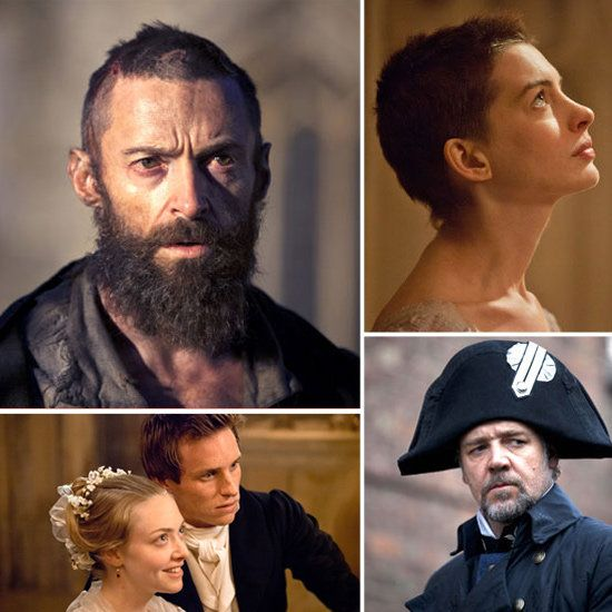 Les Miserables....Hugh Jackman as Valjean, Russell Crowe as Javert, Anne Hathaway as Fantine, Amanda Seyfried as Cosette, Sacha Baron Cohen & Helena Bonham Carter as the Thénardiers.  I don't know this Samantha Barks, but she's sung Eponine before.  Can't wait for December!!!