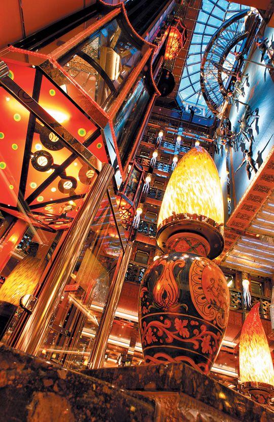 Costa Mediterranea Review, Costa Cruises