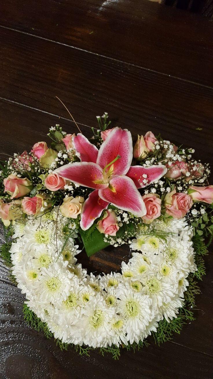 Funeral, Mariska's florist