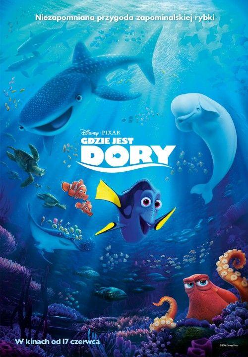 Gdzie jest Dory on-line | Fiding Dory (2016) | Dubbing PL | Seanse24.pl