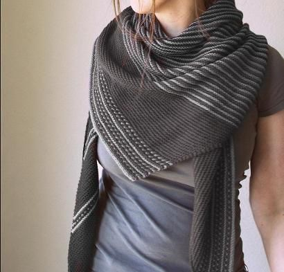 Shop Craftsy's premiere assortment of knitting supplies and save! Get the Drachenfels Shawl Kit before it sells out. - via @Craftsy