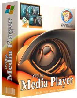 DVDFab Media Player Pro 3.1.0.2 + Key latest Version Free Download