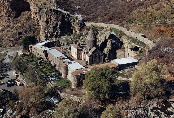 Храмовая архитектура Армении - Путешествуем вместе