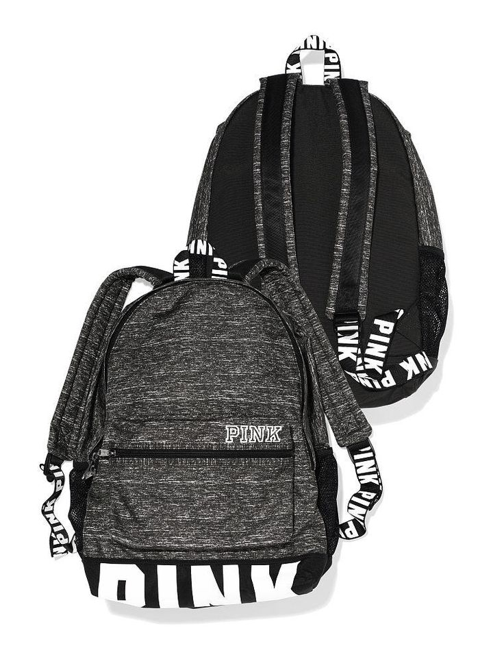 Campus Backpack - PINK - Victoria's Secret from Victoria's Secret. Saved to…